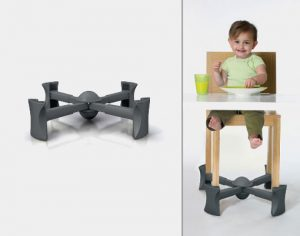 Certified Miracle: Kaboost Portable Chair Booster